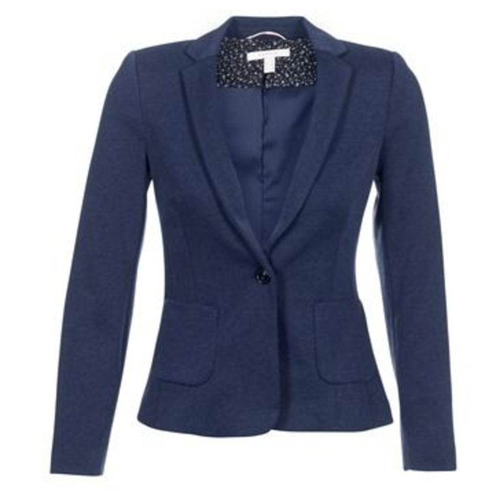 Esprit  OIHFE  women's Jacket in Blue