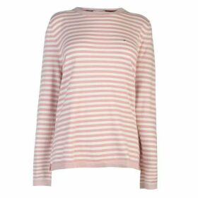 Hilfiger Denim Basic Stripe Sweatshirt