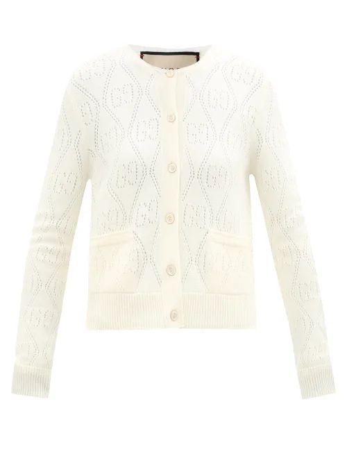 Moncler - Serpentine Quilted Down Embroidered Jacket - Womens - Black