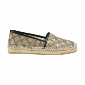 GG Supreme bees espadrille