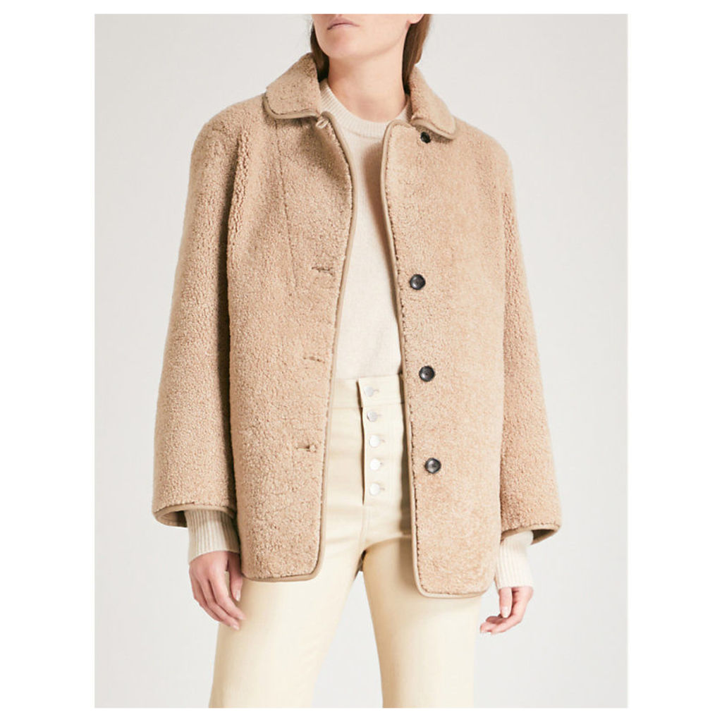 Holm sheepskin jacket