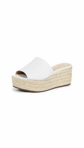 Schutz Glorya Platform Sandals
