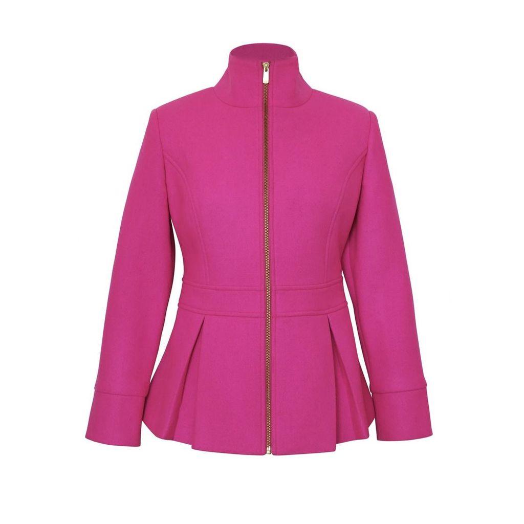 Philosofée - Hamlet Italian Wool Jacket Pink