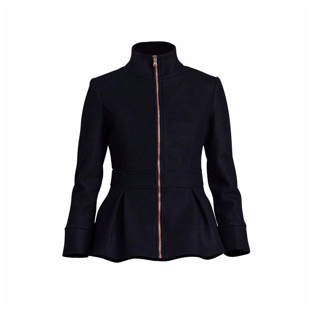 Philosofée - Hamlet Italian Wool Jacket Black