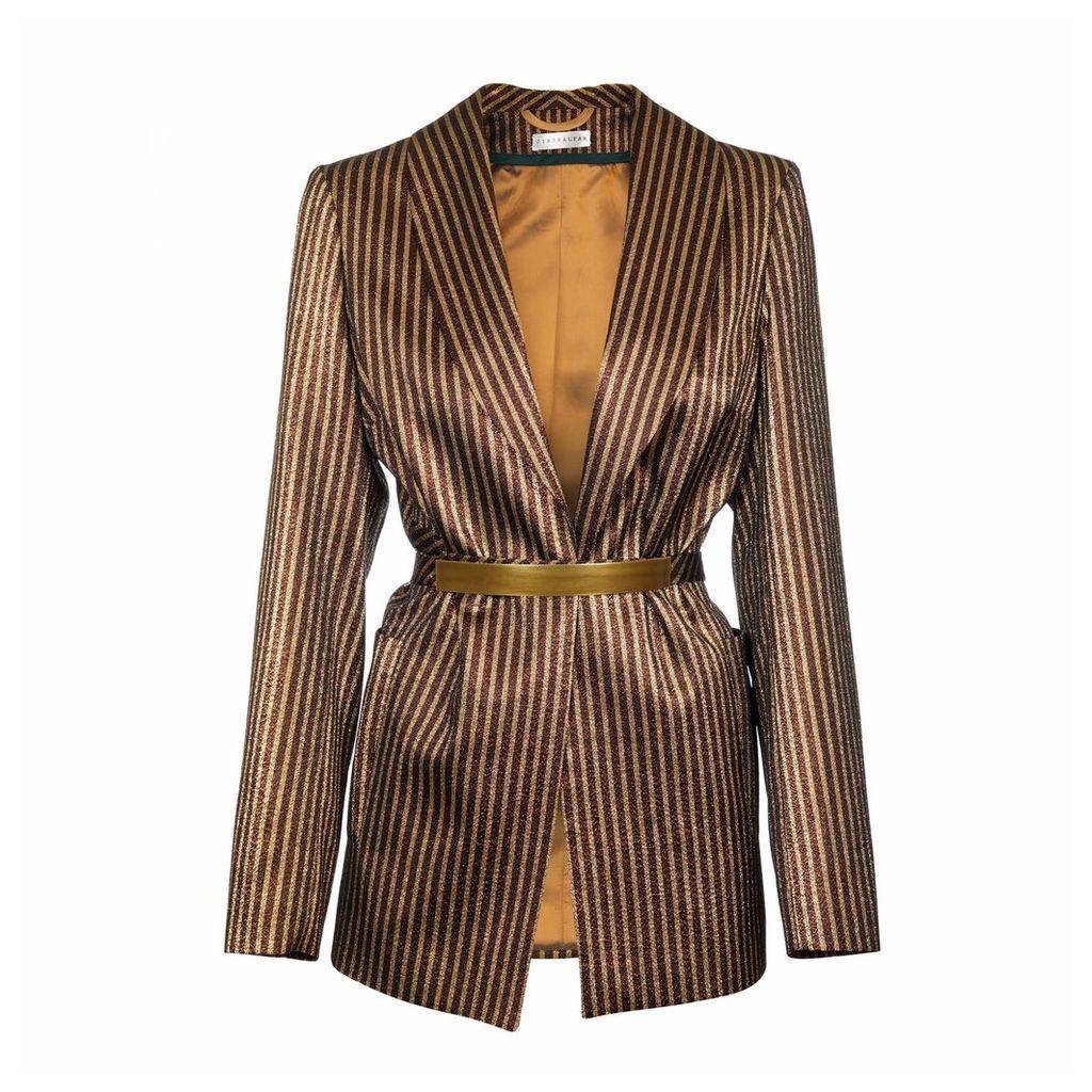 JIRI KALFAR - Gold Brown Jacket