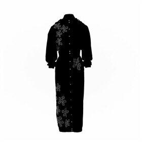 ADELINA RUSU - Black Hooded Jacket