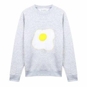 McIndoe Design - Grey Egg Sweatshirt