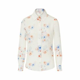 Sophie Cameron Davies - Beach Flower Silk Shirt