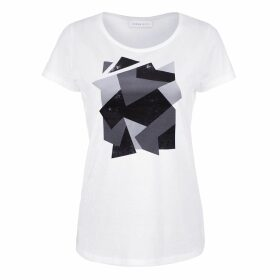 URBAN GILT - Telford White T-Shirt