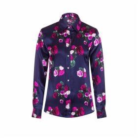 Sophie Cameron Davies - Rose Silk Shirt