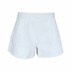 S I O B H A N M O L L O Y - Gracie Black Cut Out Star Print Blouse