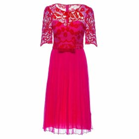 Asneh - Sequin and Bead Embellished Krystle Cashmere Sweater In Green