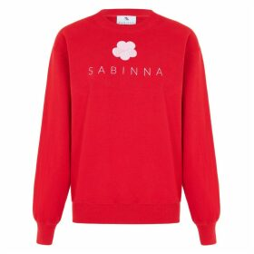 SABINNA - Sabinna Jumper Red