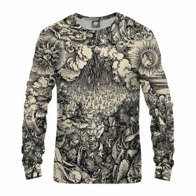 Louise Coleman - Gold Moth Silk Top