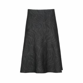 WtR - Simone Jaquard Mini Skirt