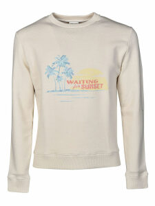 Saint Laurent Sunset Sweatshirt
