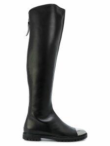 Giuseppe Zanotti toe cap boots - Black