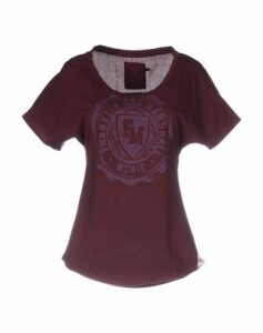FRANKLIN & MARSHALL TOPWEAR T-shirts Women on YOOX.COM