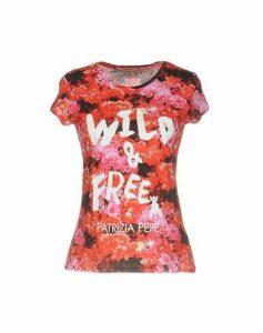 PATRIZIA PEPE TOPWEAR T-shirts Women on YOOX.COM