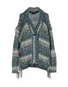 TWIN-SET JEANS KNITWEAR Cardigans Women on YOOX.COM