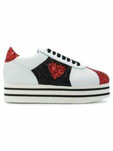 Chiara Ferragni Chiara Suite platform sneakers - White
