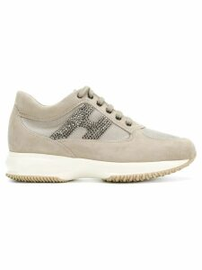 Hogan Interactive sneakers - NEUTRALS