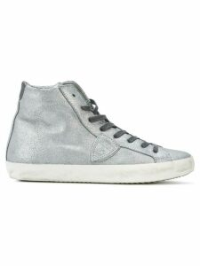 Philippe Model Gare high-top sneakers - Grey