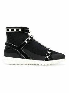 Valentino Valentino Garavani Rockstud sock sneakers - Black