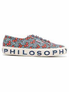 Philosophy Di Lorenzo Serafini Superga x Philosophy sneakers - Blue