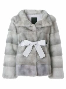 Liska Philippa coat - Grey