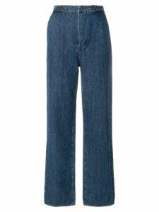 Marni casual flared jeans - Blue