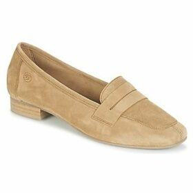 Betty London  INKABO  women's Loafers / Casual Shoes in Beige