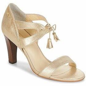 M. Moustache  DAPHNE  women's Sandals in Gold