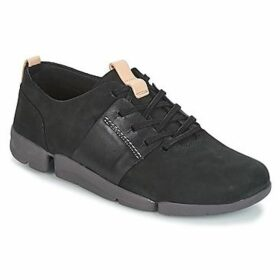 Clarks  TRI CAITLIN  women's Shoes (Trainers) in Black