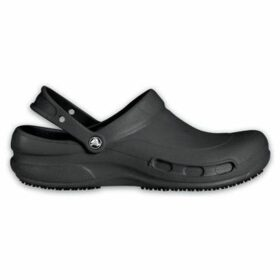 Crocs  Bistro Clogs Shoes Sandals in Black 10075 001  women's Clogs (Shoes) in Black