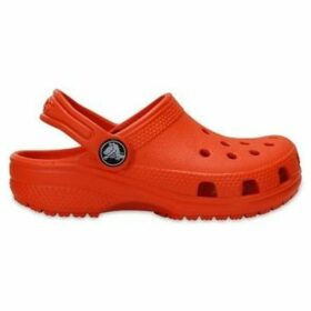 Crocs  Classic Clogs Shoes Sandals in Tangerine Orange 10001 817  women's Clogs (Shoes) in Orange