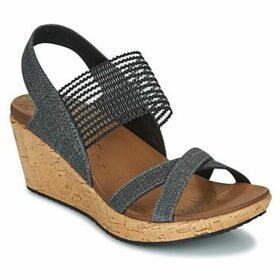 Skechers  BEVERLEE  women's Sandals in Grey