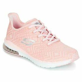 Skechers  SKECH-AIR INFINITY  women's Trainers in Pink