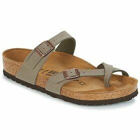 Birkenstock  MAYARI  women's Mules / Casual Shoes in Grey