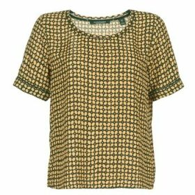 Maison Scotch  SINIM  women's Blouse in Yellow