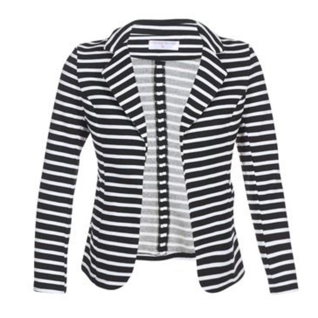 Moony Mood  IFAROUCHE  women's Jacket in Black