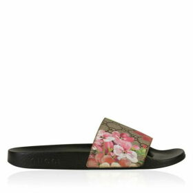 Gucci Bloom Gg Sliders