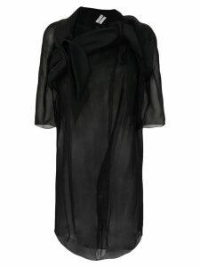 Rick Owens Wishbone jacket - Black
