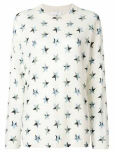 Equipment star patch jumper - NEUTRALS