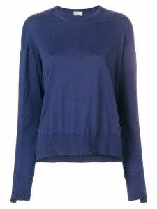 MRZ knitted sweatshirt - Blue