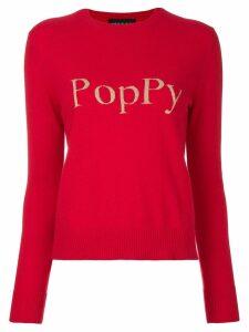 Cashmere In Love Kristie sweater - Red