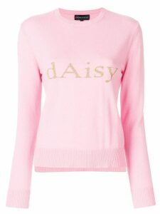 Cashmere In Love Kristie sweater - Pink
