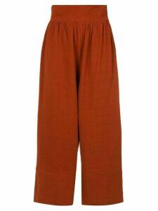 Olympiah Inca culottes - Brown