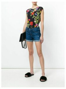 J Brand Johnny denim shorts - Blue