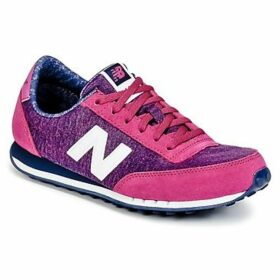 New Balance  WL410  women's Shoes (Trainers) in Pink
